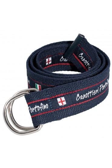 Belt Canottieri Portofino Man blue