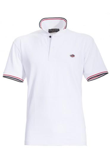 Polo Canottieri Portofino 100 Uomo bianco