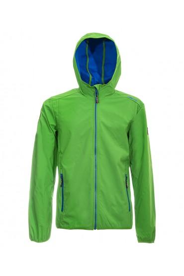 Windstopper Canottieri Portofino Man green