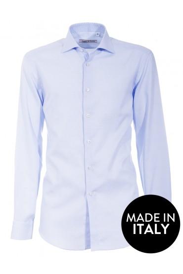 Camicia Canottieri Portofino14 azzurro-bianco