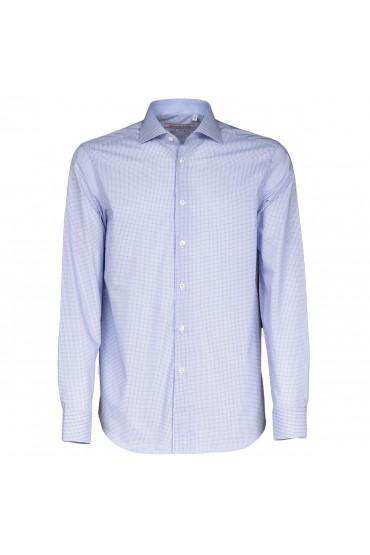 Camicia Canottieri Portofino C57 azzurro-bianco fantasia