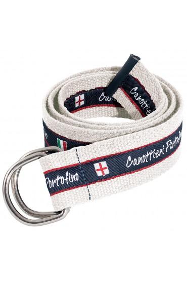 Belt Canottieri Portofino Man white