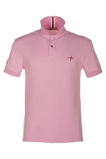 Polo Canottieri Portofino NewCoach pink