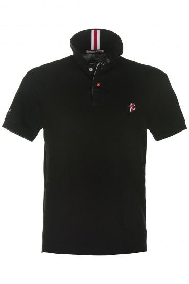 Polo Canottieri Portofino NewCoach noir