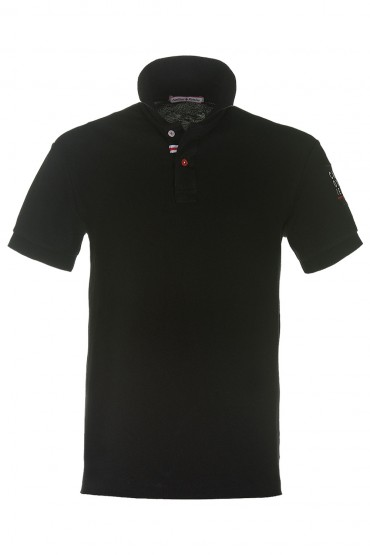 Polo Canottieri Portofino Replica black