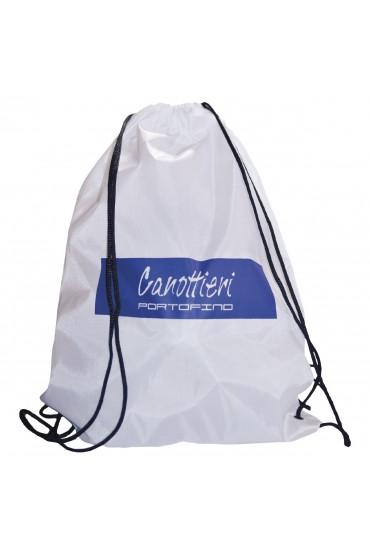 Sacca Canottieri Portofino bianco-blu